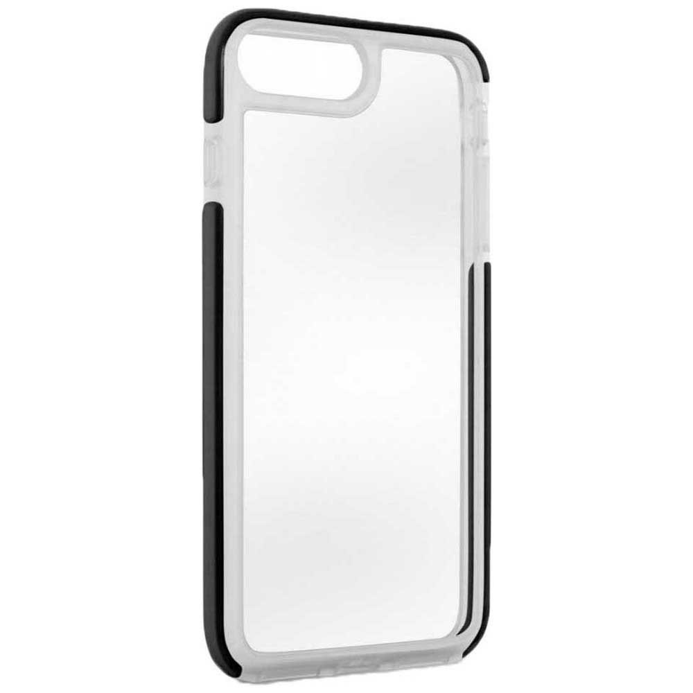 Puro Impact Pro Hard Shield Case Iphone 7 Plus One Size Clear / Black