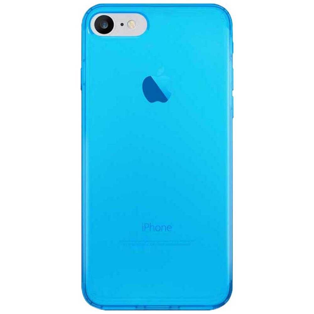 Housses et étuis Puro 03 Nude Iphone 8/7 One Size Fluo Blue