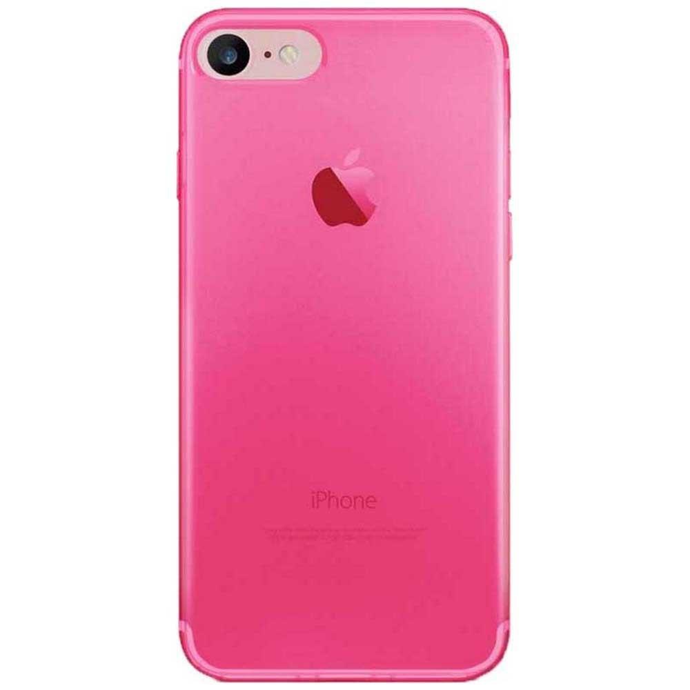 Housses et étuis Puro 03 Nude Iphone 8/7 One Size Fluo Pink