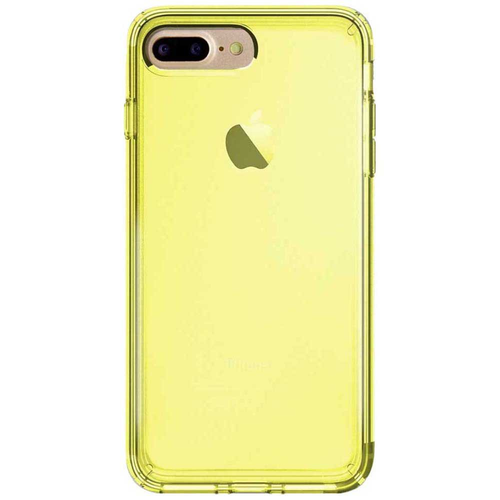 Puro 03 Nude Iphone 8 Plus /7 Plus One Size Fluo Yellow