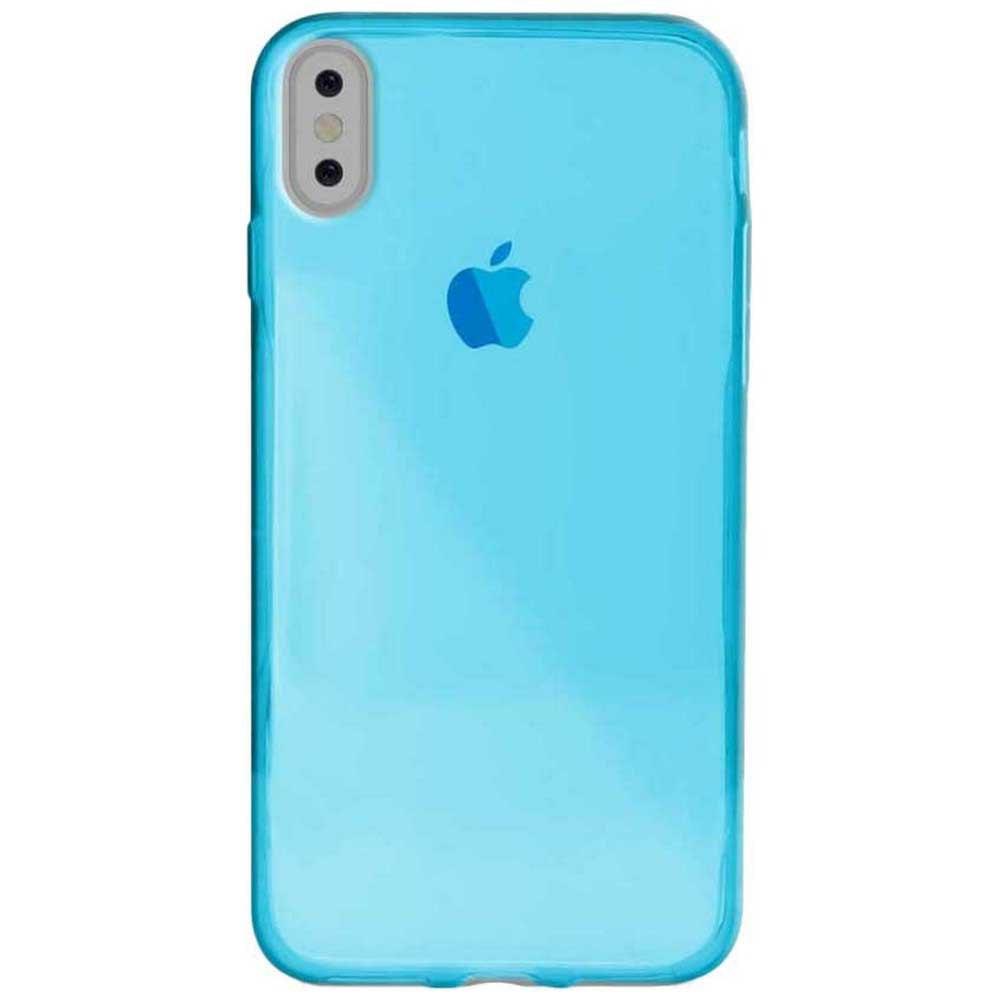 Housses et étuis Puro 03 Nude Iphone Xs/x One Size Blue