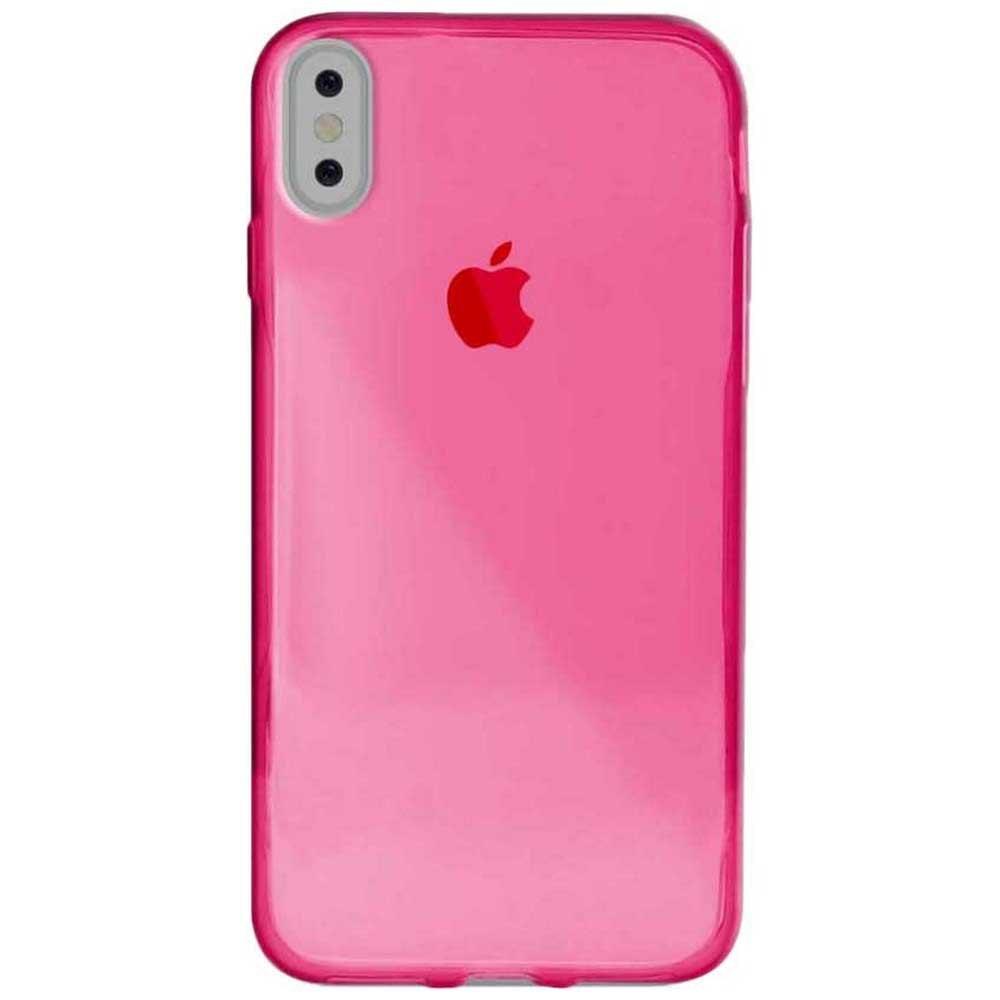 Housses et étuis Puro 03 Nude Iphone Xs/x One Size Pink