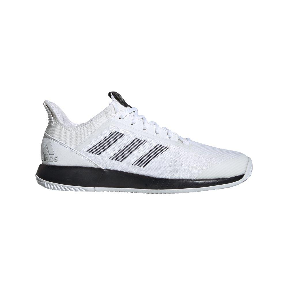 adidas Defiant Bounce 2 Clay Shoes White, Smashinn