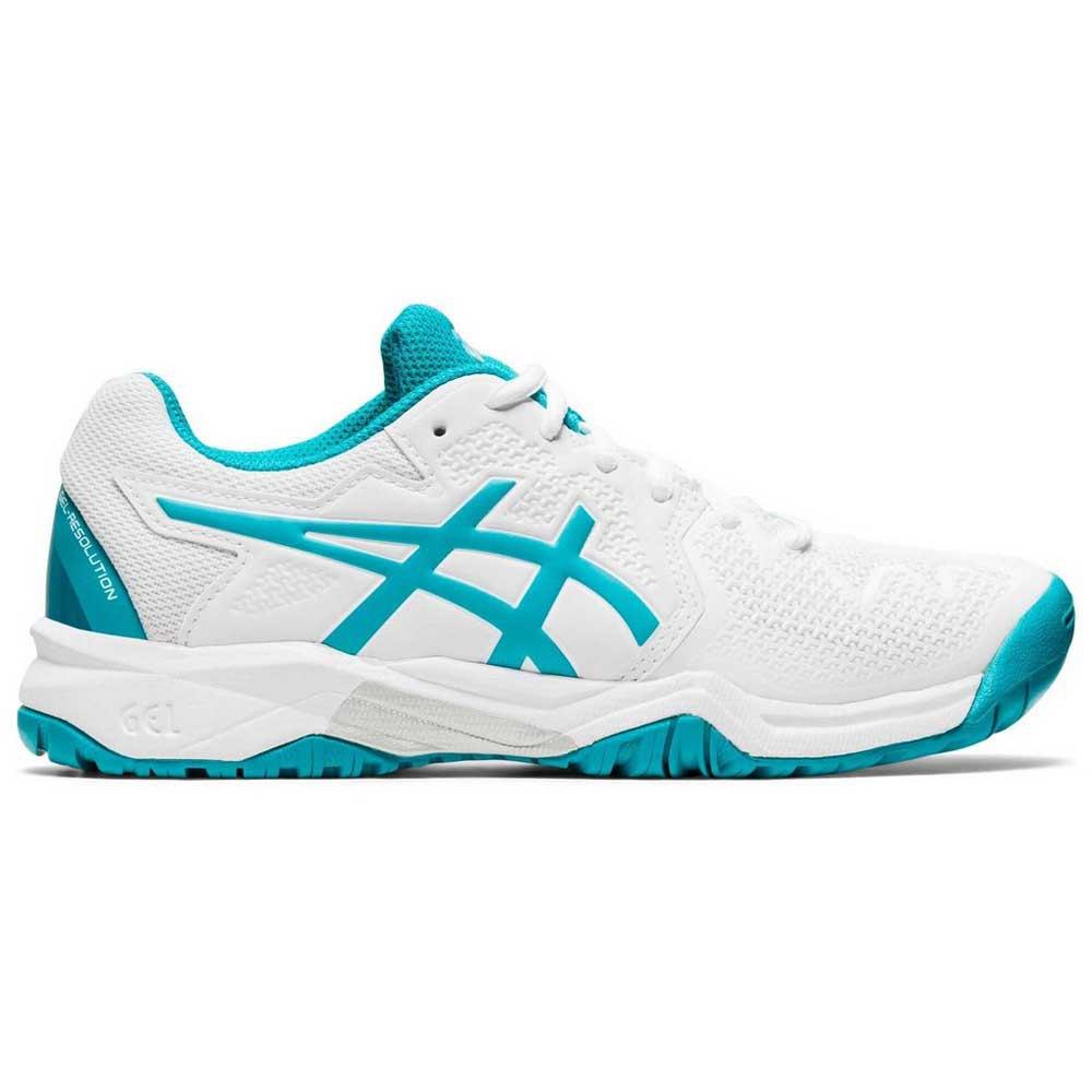 Asics Gel Resolution 8 GS Shoes