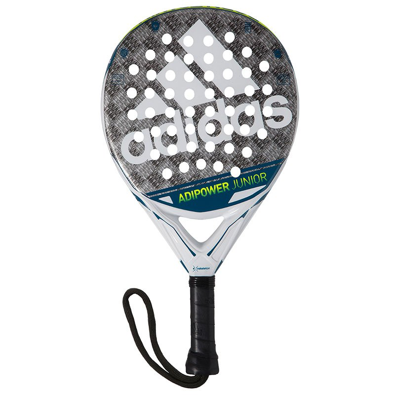 conformidad Aventurarse Disparo  adidas padel Adipower Junior 3.0 Grey buy and offers on Smashinn