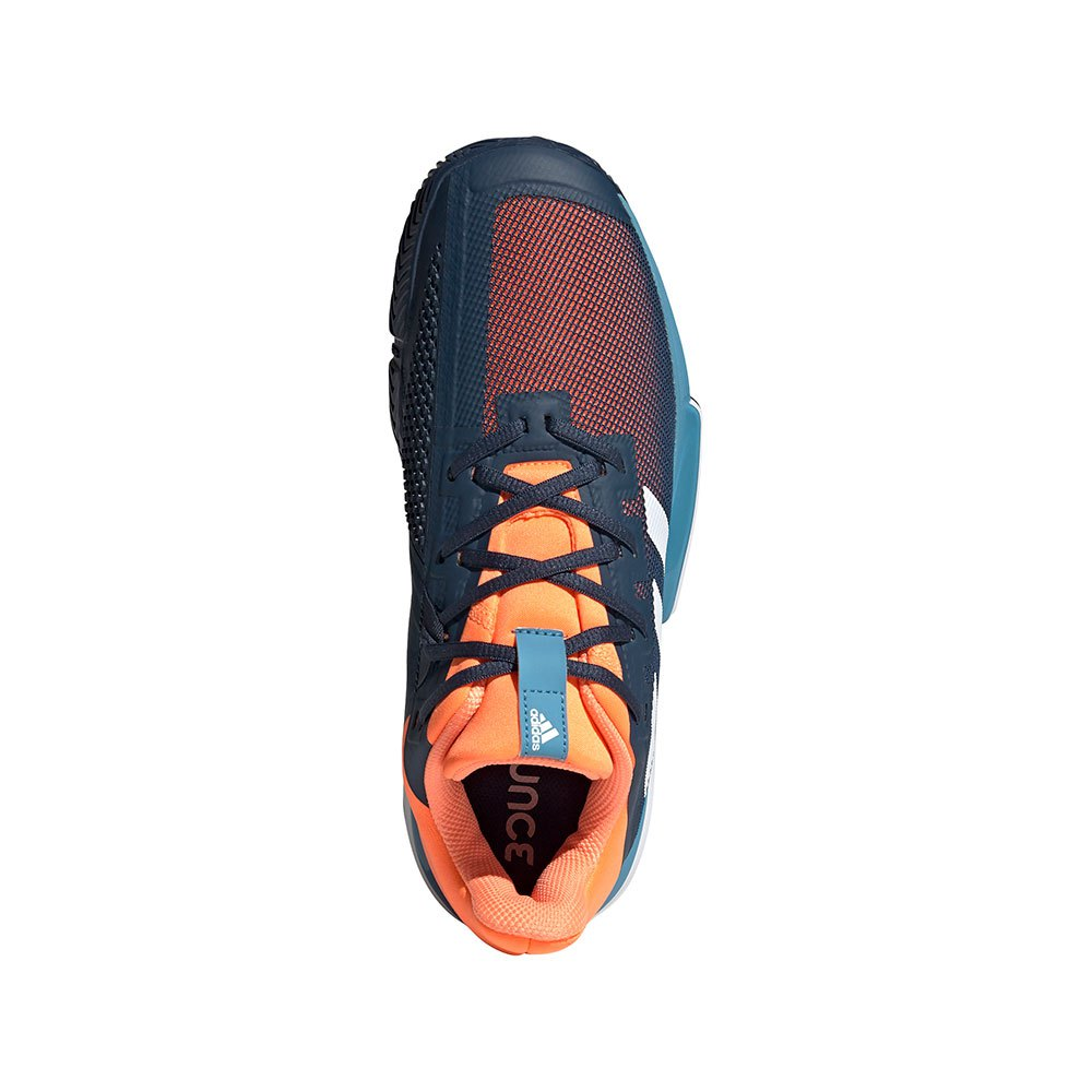 Nervio Inspector Mujer hermosa  adidas SoleMatch Bounce M buy and offers on Smashinn