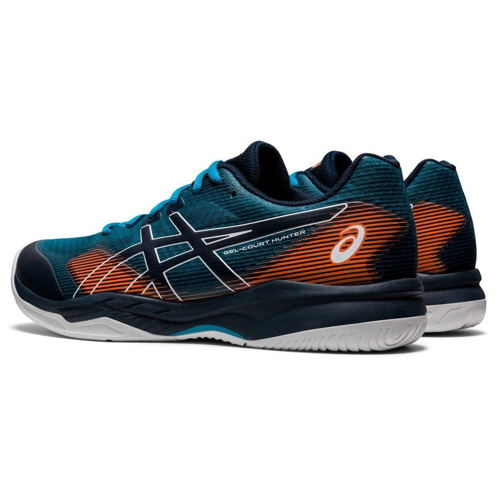 Asics Gel Court Hunter 2 Indoor Shoes Blue, Smashinn