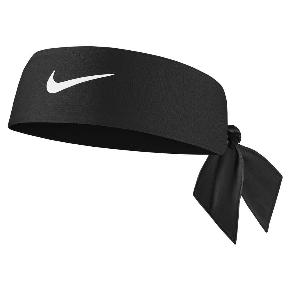 Nike Dri Fit Tie 4.0 Headband Черный, Smashinn