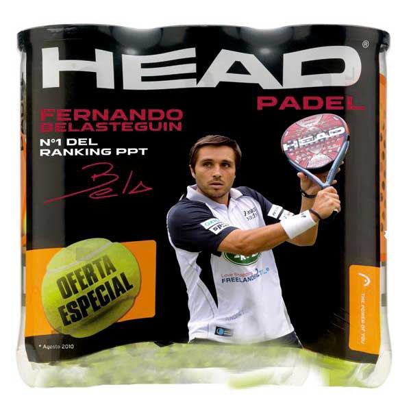 Head Head Padel PACK 3x3