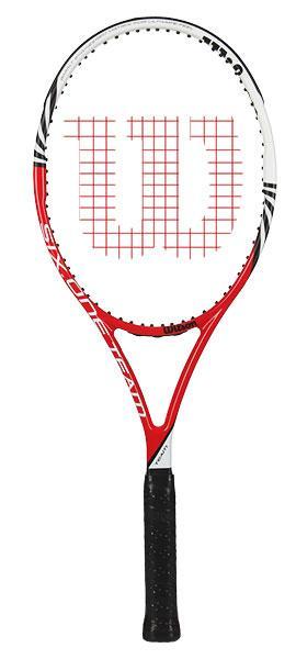 bac6a0a1447 Wilson Six.One Team 95 16x18 comprar e ofertas na Smashinn Raquetes ...