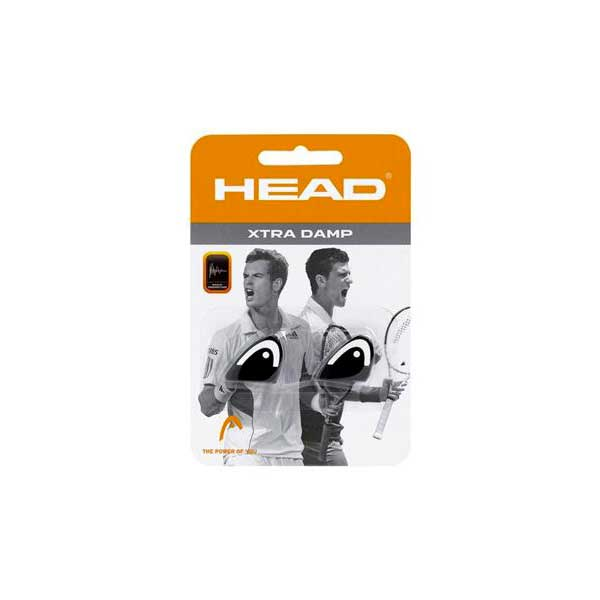 Accessoires Head Xtra Dampener 2 Units One Size Black / White