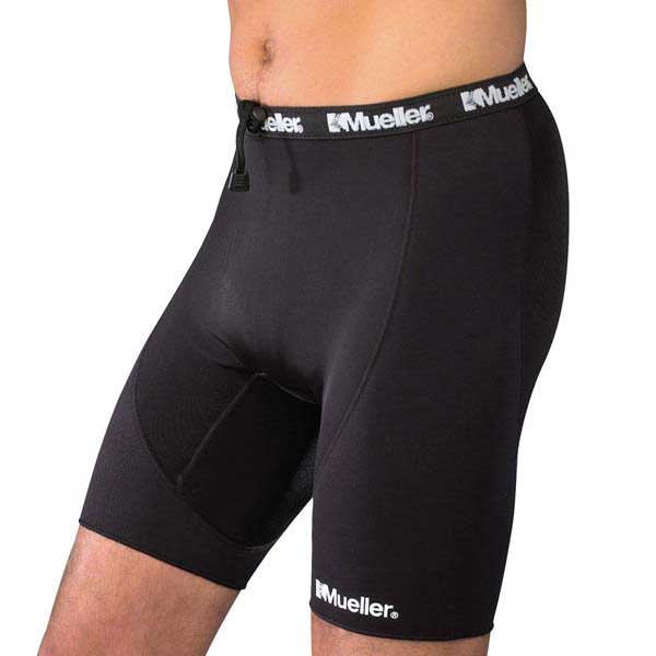 Mueller Multi sport Compression Shorts With Breathable Panel