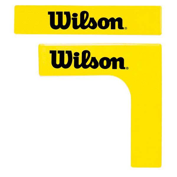 Cônes Wilson Tennis Court Lines 16 Units