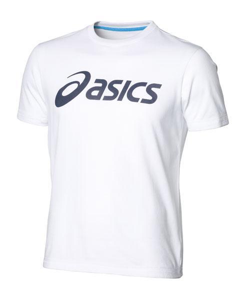 asics logo shirt