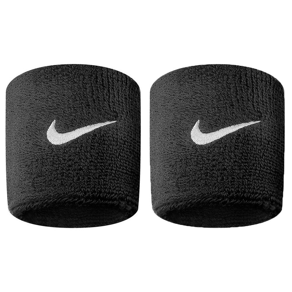 003432424c94 Nike accessories Wristband Swoosh Black