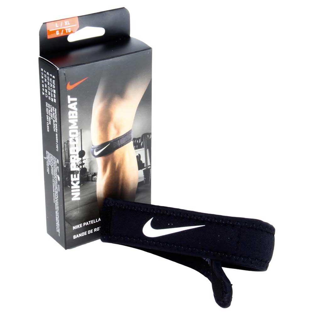 Altoparlante Descompostura Profesión  Nike accessories Patella Band 2.0 White, Smashinn