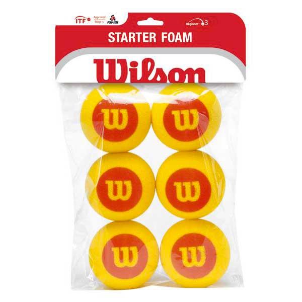 Balles tennis Wilson Starter Foam