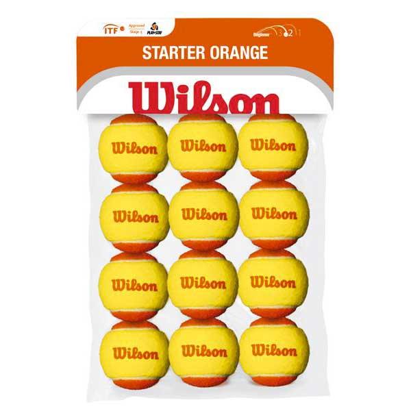Balles tennis Wilson Starter Game