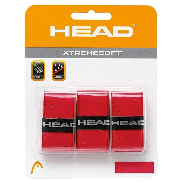Sur-grips Head Xtreme Soft 3 Units