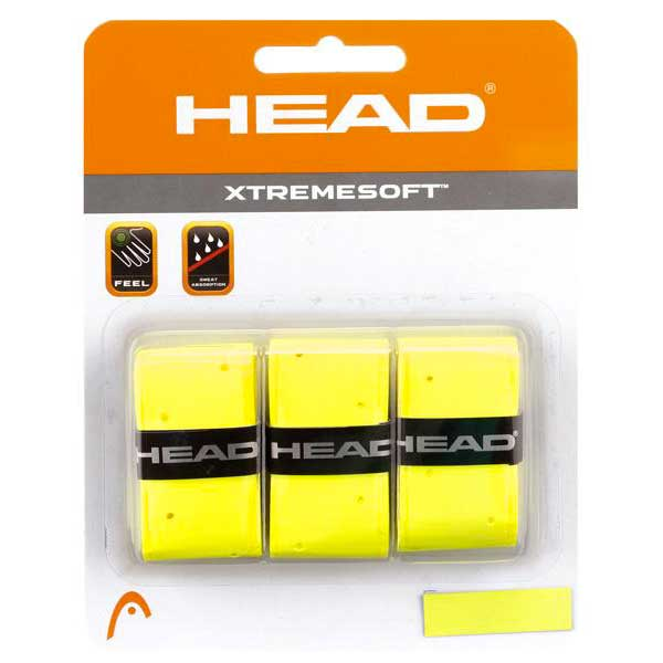 Sur-grips Head Xtreme Soft 3 Units