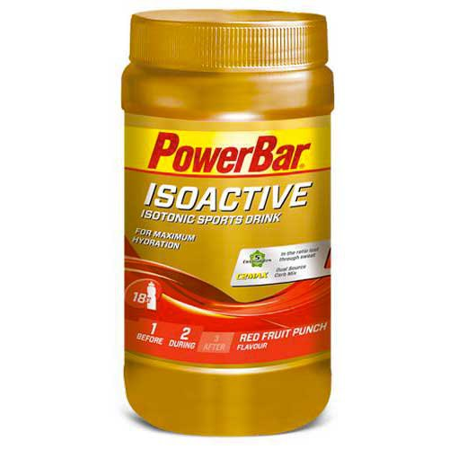 Powerbar Isoactive Red Fruits 600gr