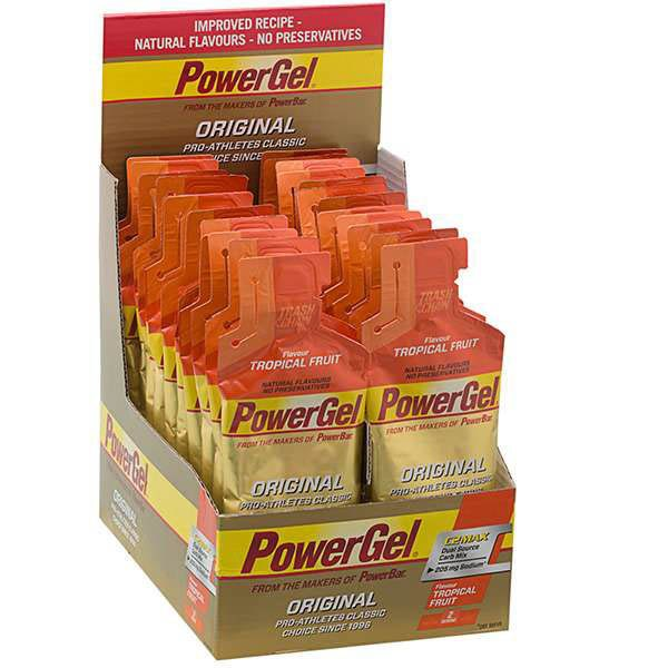 Powerbar Powergel Original Box 24 Units