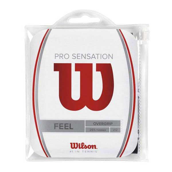 Sur-grips Wilson Pro Sensation 12 Units One Size Black
