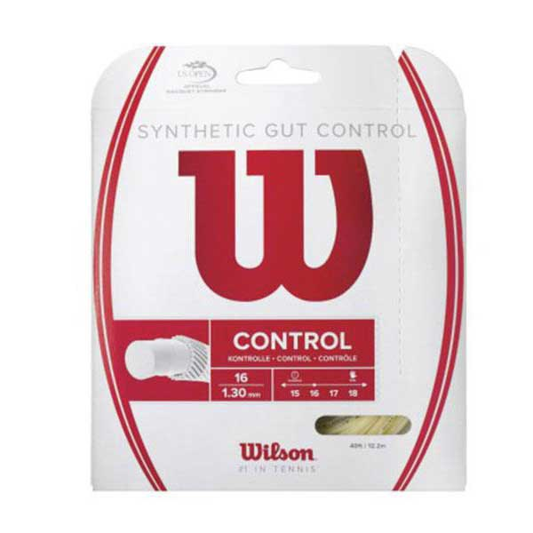 Wilson Synthetic Gut Control 16