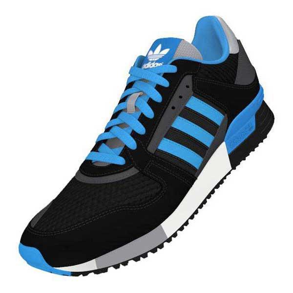 Discount Mens Adidas Zx 630 - Tennis Adidas Originals Zx 630 Black   Solid Blue 597325 P