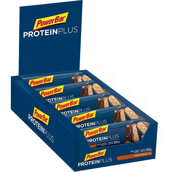 Powerbar Protein Plus 33 90gr X 10 Bars