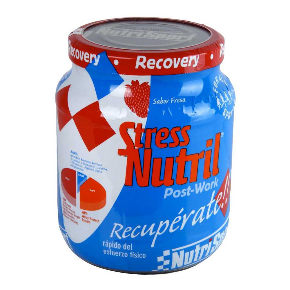 Nutrisport Stressnutril Recuperation 800gr Strawberry