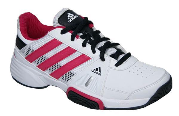 adidas barricade team junior tennis shoes