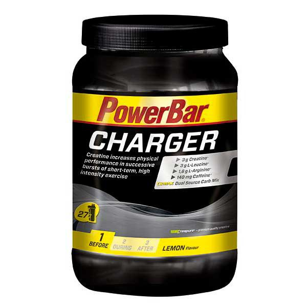 Powerbar Charger Lemon