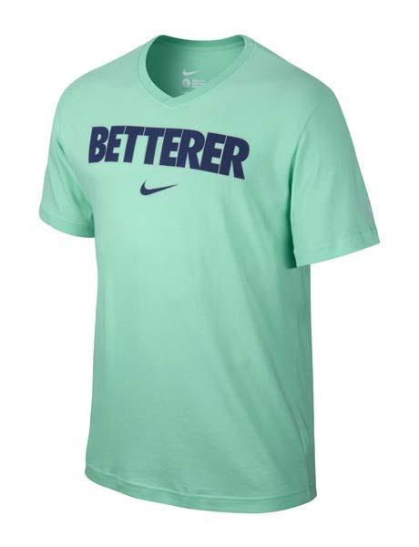 Nike Roger Federer Betterer Vneck Tee buy and offers on Smashinn dcf6a1946