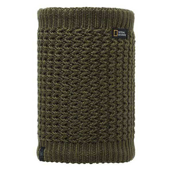 Buff ® National Geographic Neckwarmer Knitted & Polar Fleece