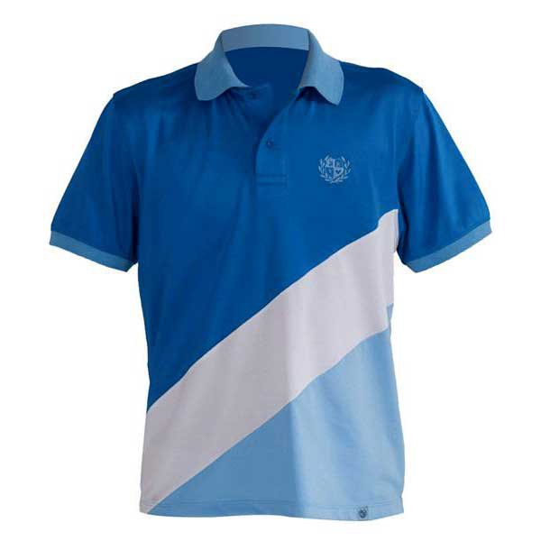 Padel revolution Striped Pique Polo