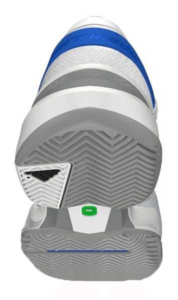 adidas Adipower Barricade 8 acheter et offres sur Smashinn