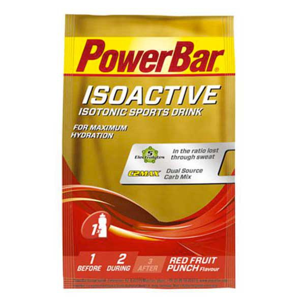 Powerbar Isoactive Sachet 30g