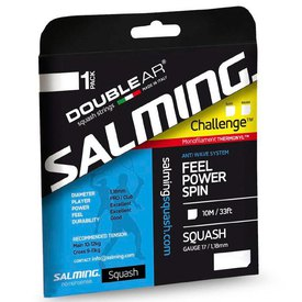 Salming Challenge Slick 10 m Squash Single String