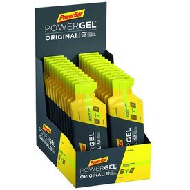 Powerbar PowerGel Original 41gr 24 Units Lemon&Lime