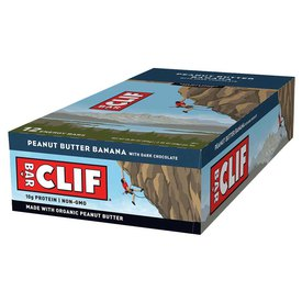 Clif 68gr 12 Units Peanut Butter&Banana