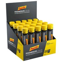 Powerbar Magnesium Liquid 25ml 20 Units Without Flavour