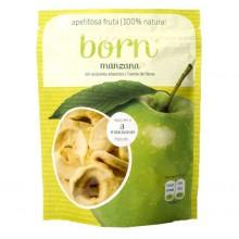 Born fruits Semi Dehydrated Manzana Caja 8 Unidades