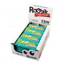 Roo´bar Raw Energy Bar Chia And Coconut 30gr X 20