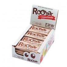 Roo´bar Raw Energy Bar Baobab ygringer 30gr X 20