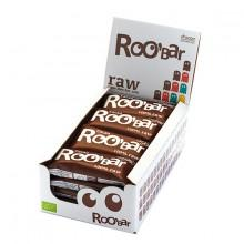 Roo´bar Raw Energy Bar Cacao y Anacardo 50gr X 16