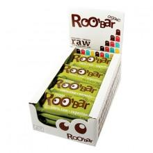 Roo´bar Raw Energy Bar Cáñamo Proteina y Chia 50gr X 16