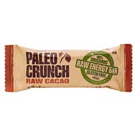 Paleo crunch Bar Raw Cacao 47gr x 12 Units