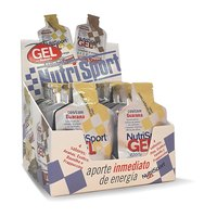 Nutrisport Gel Guarana Box 24