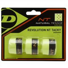 Dunlop Revolution Nt Tacky Overgrip Amarillo